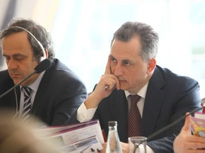 Колесников: Для подготовки Украины к Евро-2012 привлекут иностранных специалистов