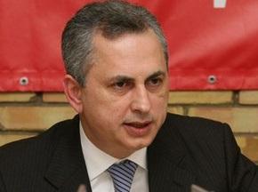 Колесников отбыл в Женеву для участия в заседании Наблюдательного совета Евро-2012