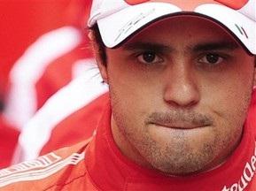 Ferrari хочет продлить контракт с Массой