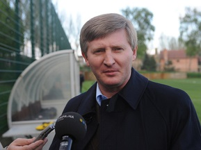 Ахметов готов инвестировать в национальную сборную Украины по футболу