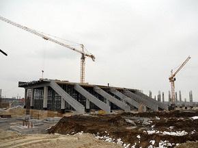 УЄФА дав Україні 90 днів, щоб об єкти, що будуються до Євро-2012,  увійшли в графіки