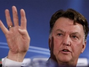 Луи ван Галь: Надеюсь, Роббен сыграет в матче против МЮ
