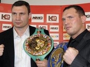 Тренер Поветкина назвал Сосновского второсортным боксером