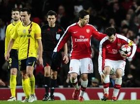 Bigmir)Спорт представляє матч Барселона vs Арсенал