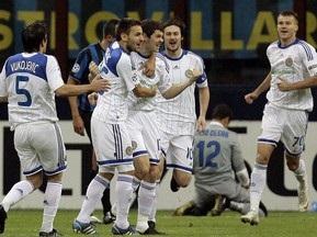 Рейтинг IFFHS: Динамо опустилось на 76-е место
