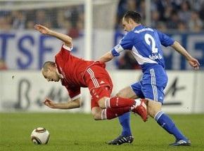 Бундеслига: Бавария переиграла Шальке, Байер уступил Айнтрахту