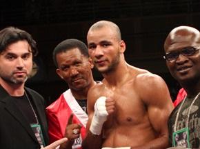 Бокс: Силлах нокаутировал Джуду во втором раунде