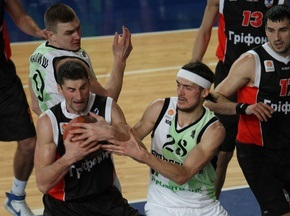 Суперлига: Очередные победы Азовмаша, Будивельника и Киева