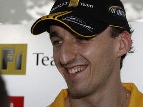 Источник: В 2011 году Кубица может перейти в Ferrari