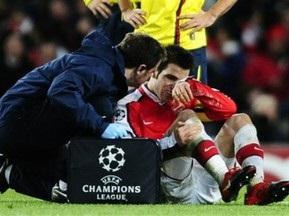 Фабрегас: Арсенал сможет пройти дальше и без меня