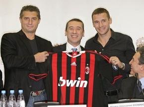 Милан хочет найти в Киеве нового Шевченко