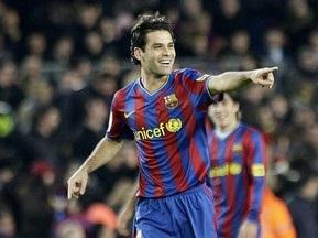 Рафаель Маркес: Барселона є фаворитом у матчах Арсеналом