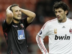 Милан расторг контракт с Каладзе