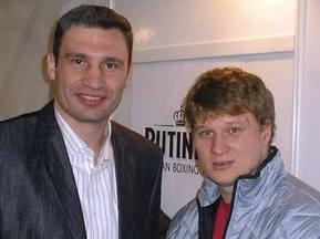 Виталий Кличко: Менеджеры бросают Поветкина под танки