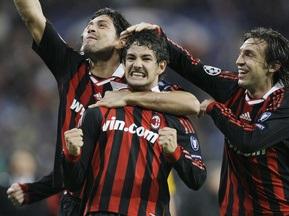 Милан откроет в Киеве футбольную школу