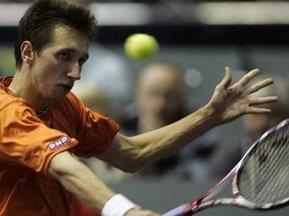 Майами ATP: Стаховский покидает турнир