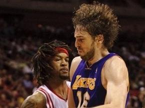 NBA: Лейкерс обыграли Хьюстон