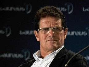 Капелло: Хочу закончить тренерскую карьеру в Реале