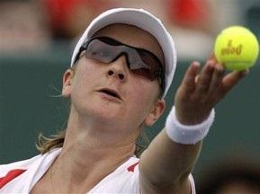Майами WTA: Корытцева проиграла Янкович