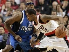 NBA: Даллас уступает Портленду