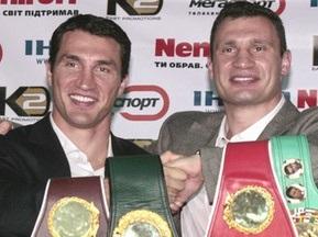 Брати Клички організовують у Києві велике боксерське шоу