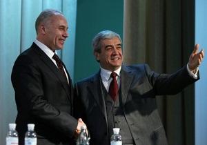В Україні народжується нова партія - Політичне об єднання Рідна Вітчизна