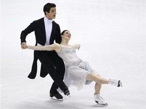 ЧМ по фигурному катанию: Вирту - Моир лидируют после обязательного танца