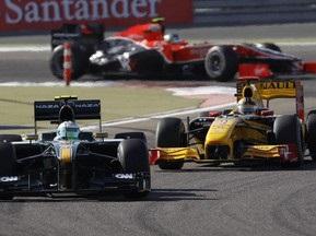 Вболівальники Формули-1 підтримали нову систему нарахування очок