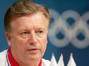 Тягачев покинул пост президента Олимпийского комитета России
