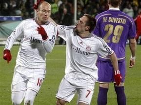 Роббен отговаривает Рибери переходить в Реал