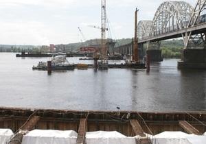 Родовид Банк выделил миллиардный кредит на строительство мостов через Днепр