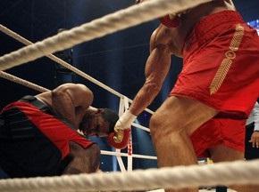 Бій Кличко - Чемберс зібрав понад 50 тисяч глядачів