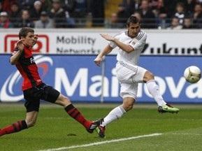 Бундеслига: Бавария проиграла Айнтрахту, Вольфсбург разгромлен Гертой