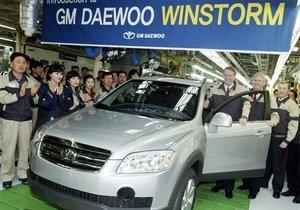 GM Daewoo отзывает более 58 тысяч автомобилей с дефектами