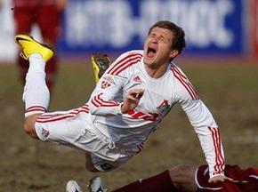 Алиев открыл счет своим голам в Чемпионате России