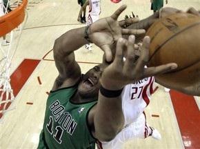 NBA: Рокетс поступаються Бостону