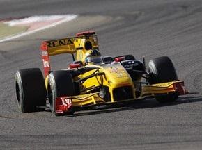 FIA разрешила Renault провести доработку двигателя
