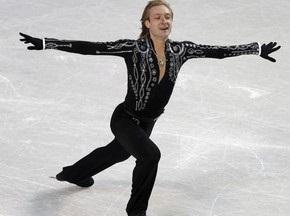 Плющенко не сможет выступить на ЧМ по фигурному катанию из-за травмы