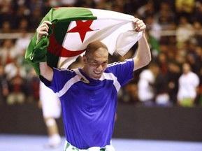 Зідан відмовився очолити збірну Алжиру