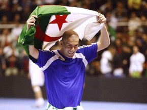 Зидан отказался возглавить сборную Алжира