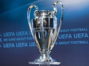 Стали известны все участники 1/4 финала Лиги Чемпионов