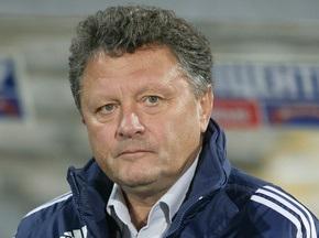 Тренери збірної України відмовилися спілкуватися з пресою
