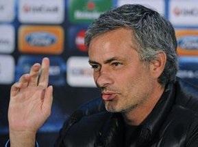 Моуріньйо: Я залишуся особливим тренером