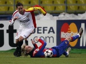 Bigmir)Спорт представляє матч Севілья vs ЦСКА