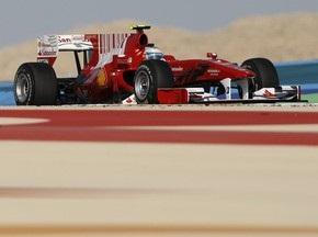Алонсо побеждает на Гран-при Бахрейна