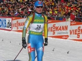 Контіолахті: Валя Семеренко четверта в гонці переслідування, золото у Домрачевої