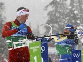 Біатлон: Норвежці виграють змішану естафету