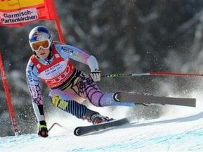 Гірські лижі: Ліндсі Вонн завоювала Великий кришталевий глобус
