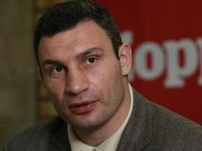 Віталій Кличко: Валуєв злякався і залишився ні з чим