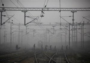Укрзалізниця получила пять миллиардов гривен убытка от пассажирских перевозок